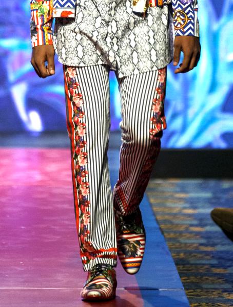 Reef Florostriper Printed Trousers