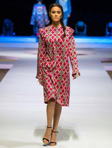 Rudramaye Printed Dress