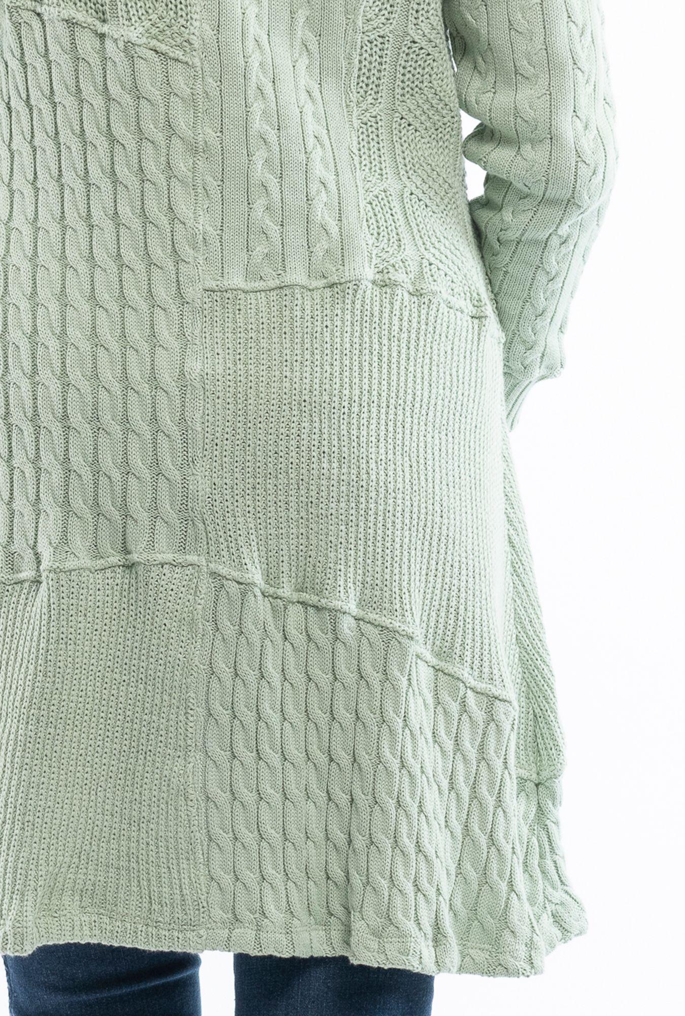 Moss Stone Coat
