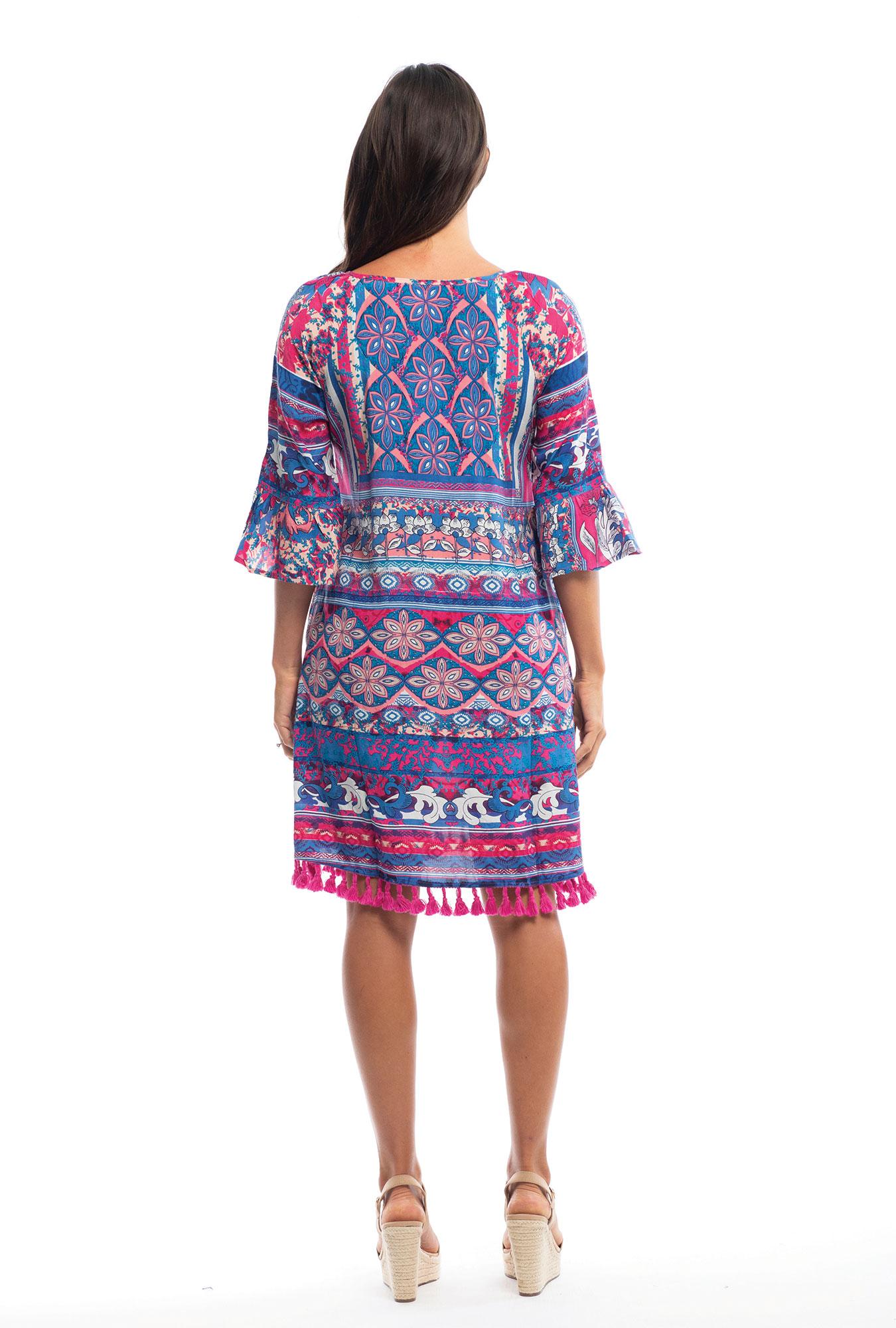 Ari Dress in St Tropez