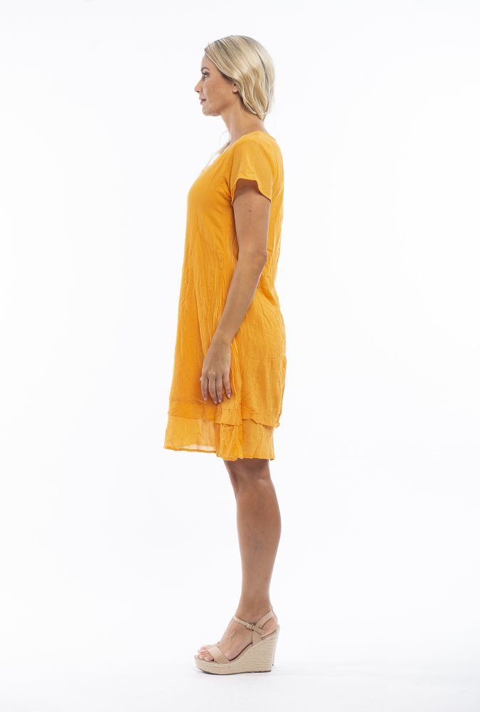 Stacey Dress in Mango