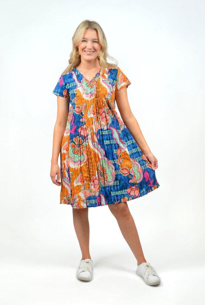 Anya Dress in Arles
