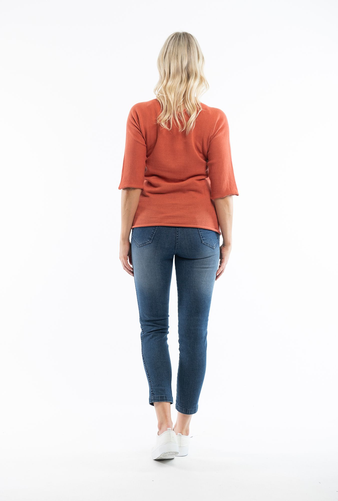 Ginger Knit Top