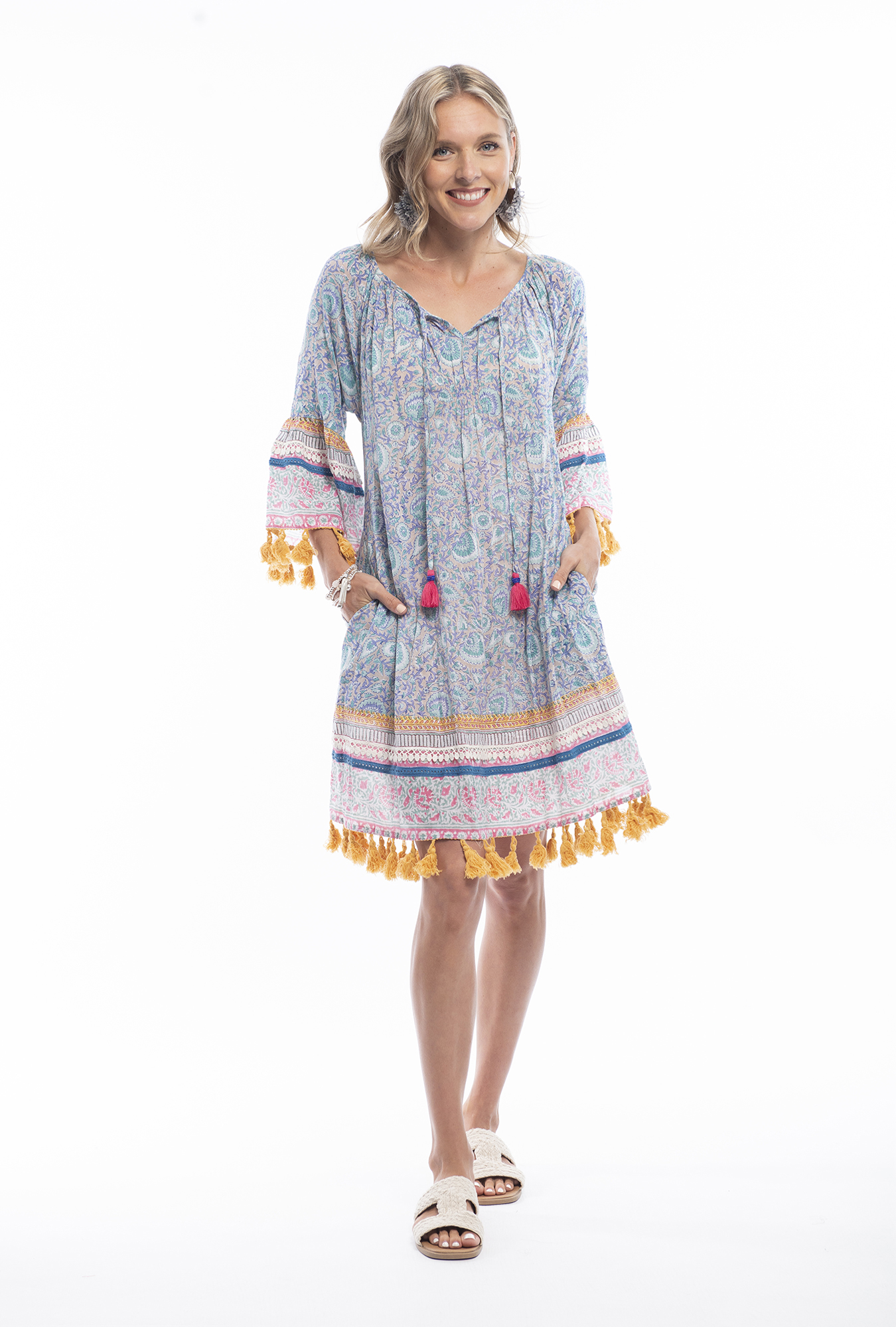 Marie Dress in Udayas