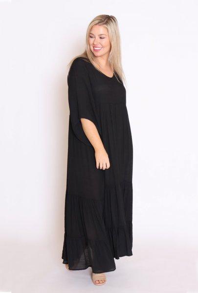 Tamara Dress In Black