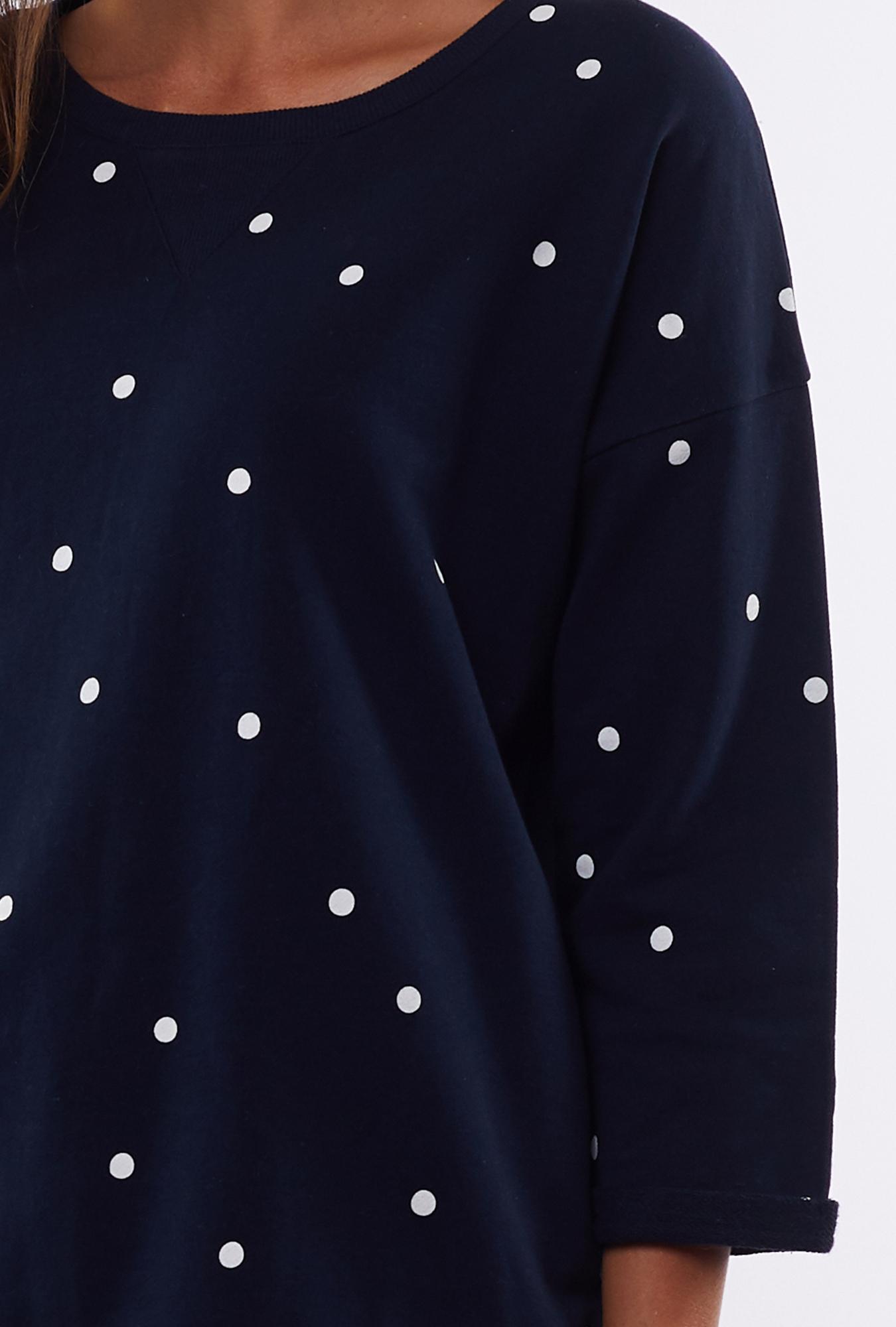 Jessy Spot Sweater