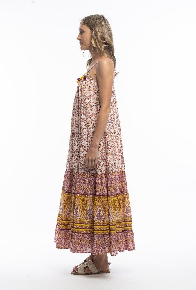 Augustina Dress in Villa Venade