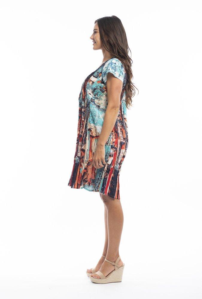Anya Dress in Bellagio
