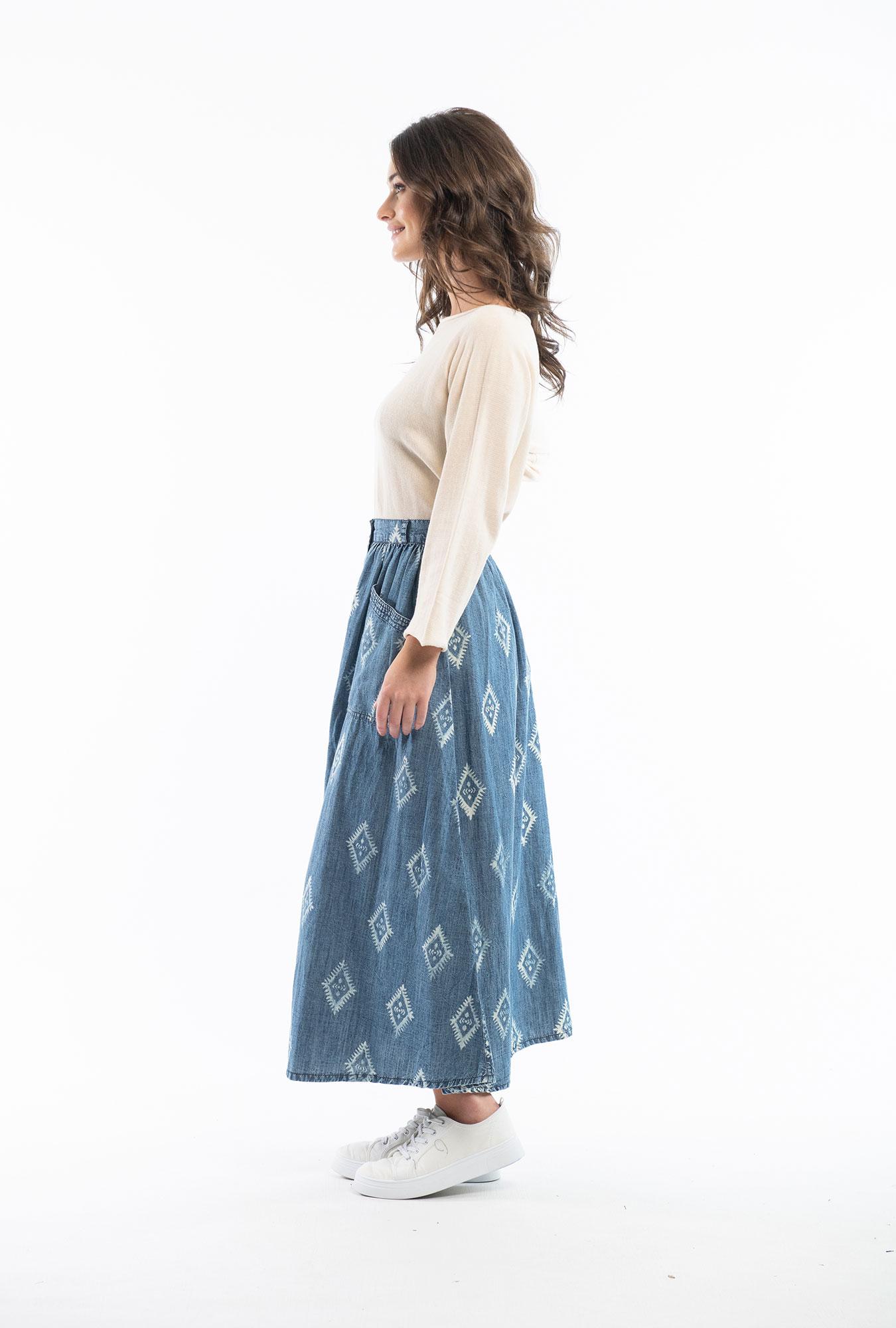 Barrakka Skirt