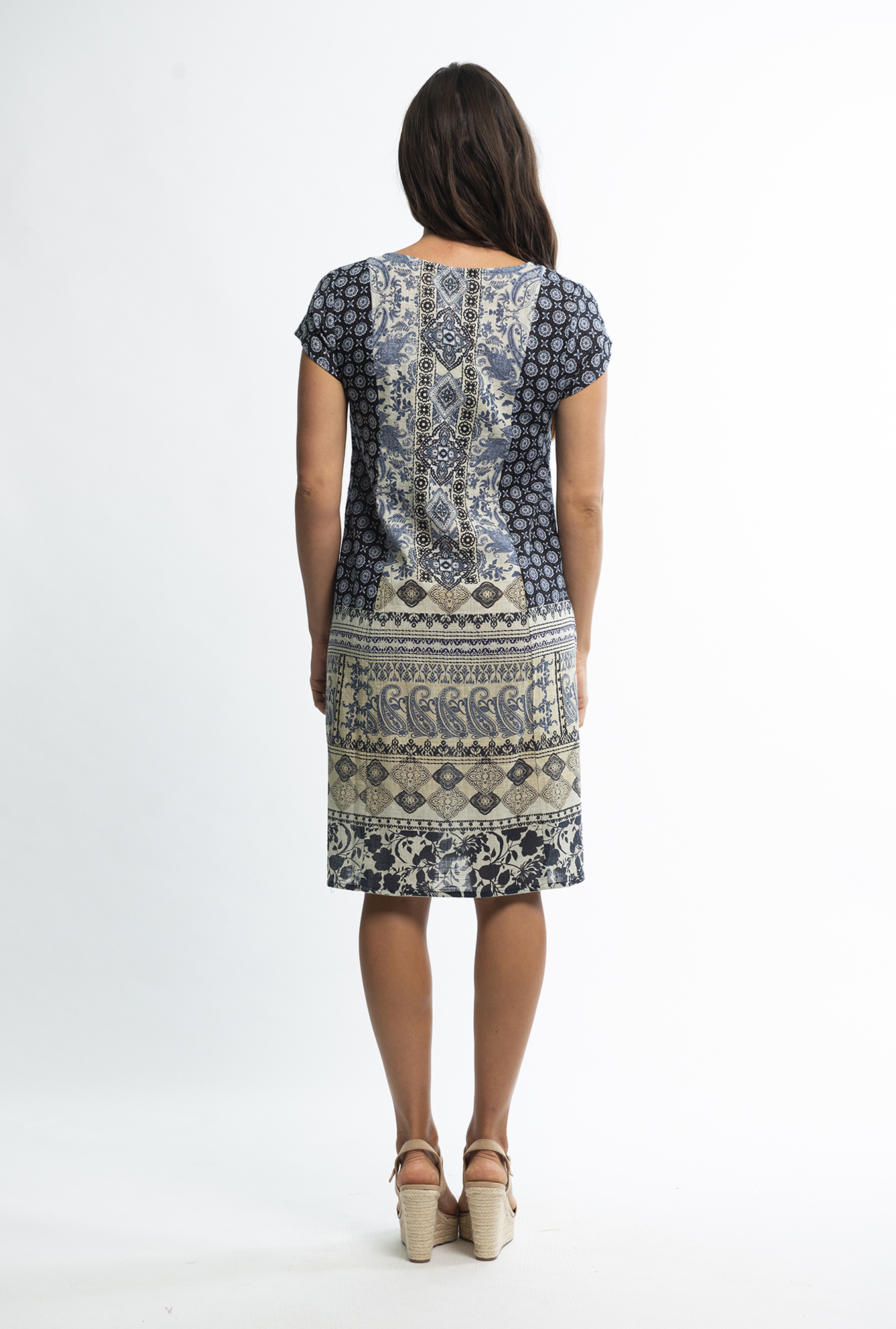 Camille Dress in Ramatuelle