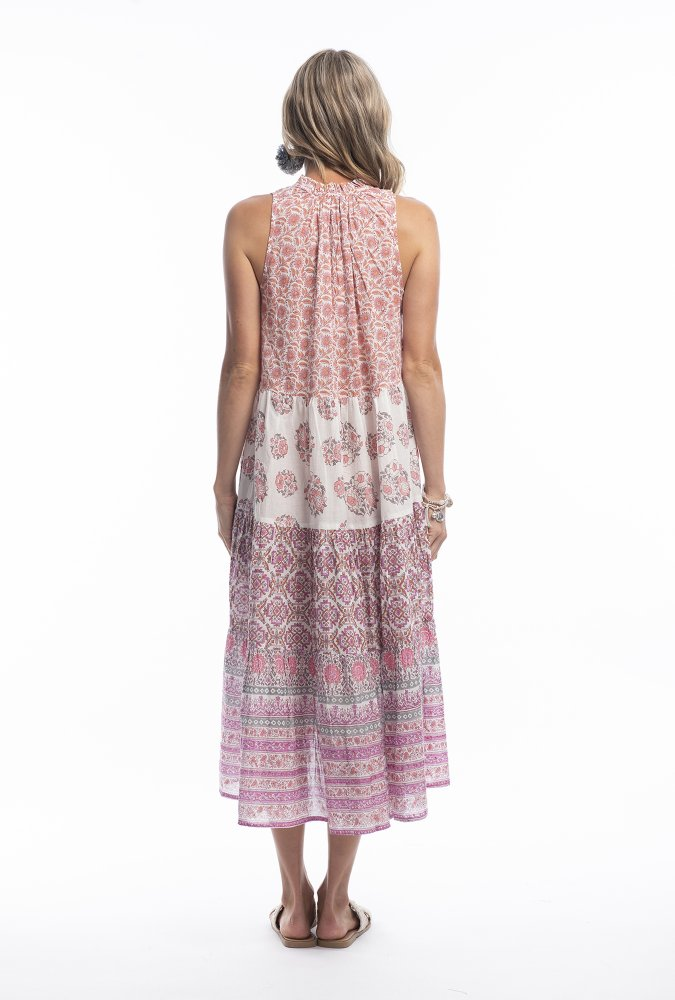 Farrah Dress in Rabat