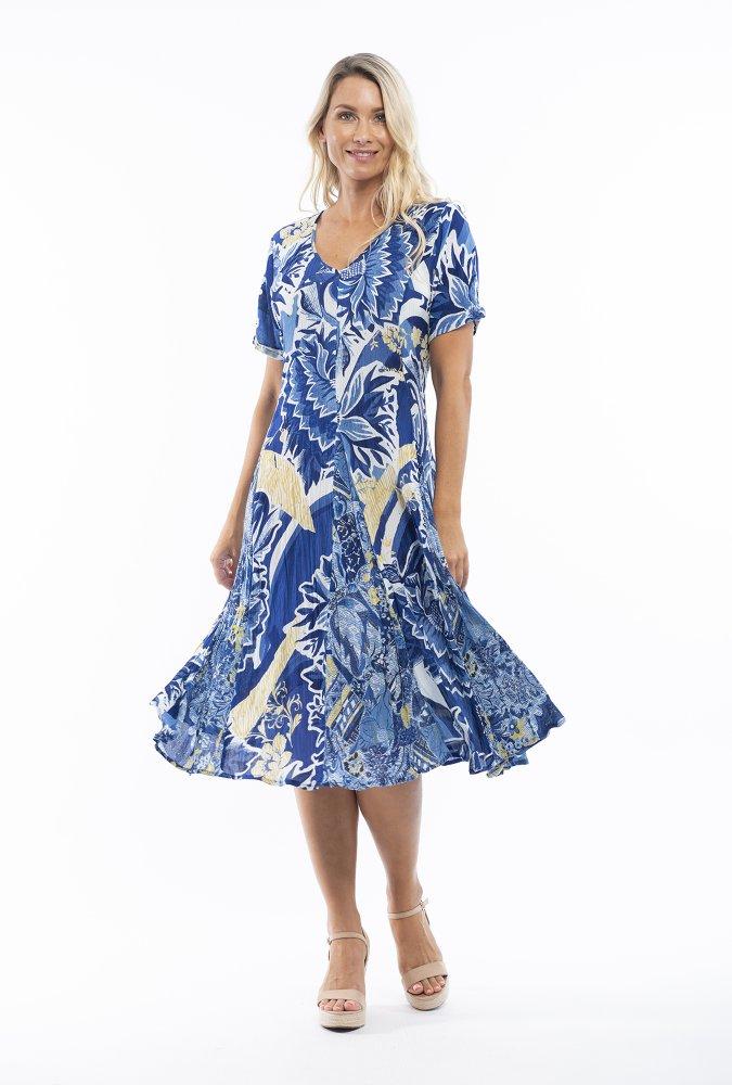 Jennifer Dress in Messina
