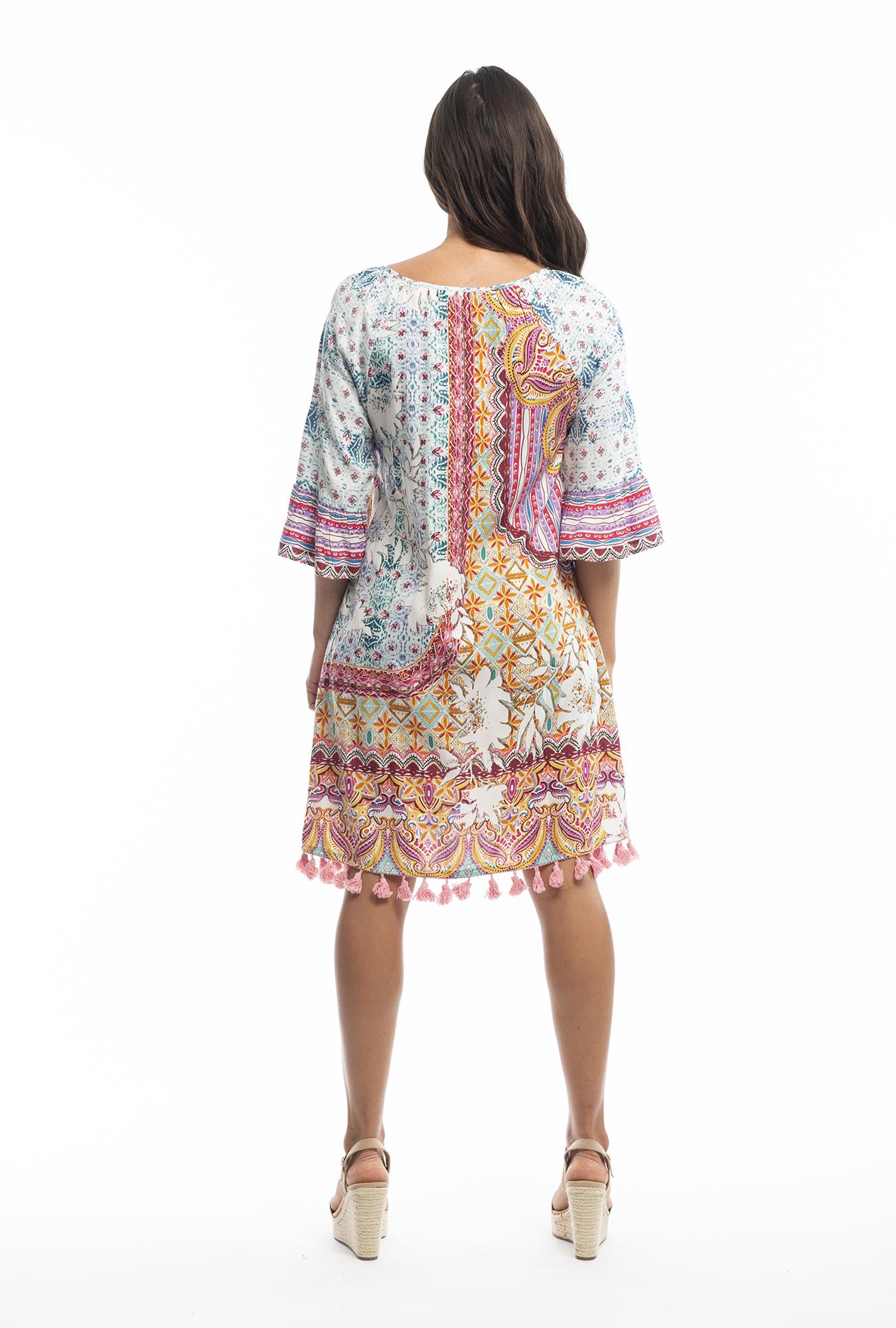 Marie Dress in Chateau Usse Dress