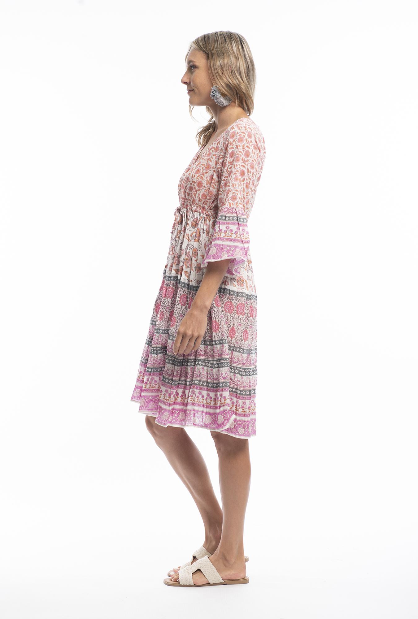 Matilda Dress in Rabat