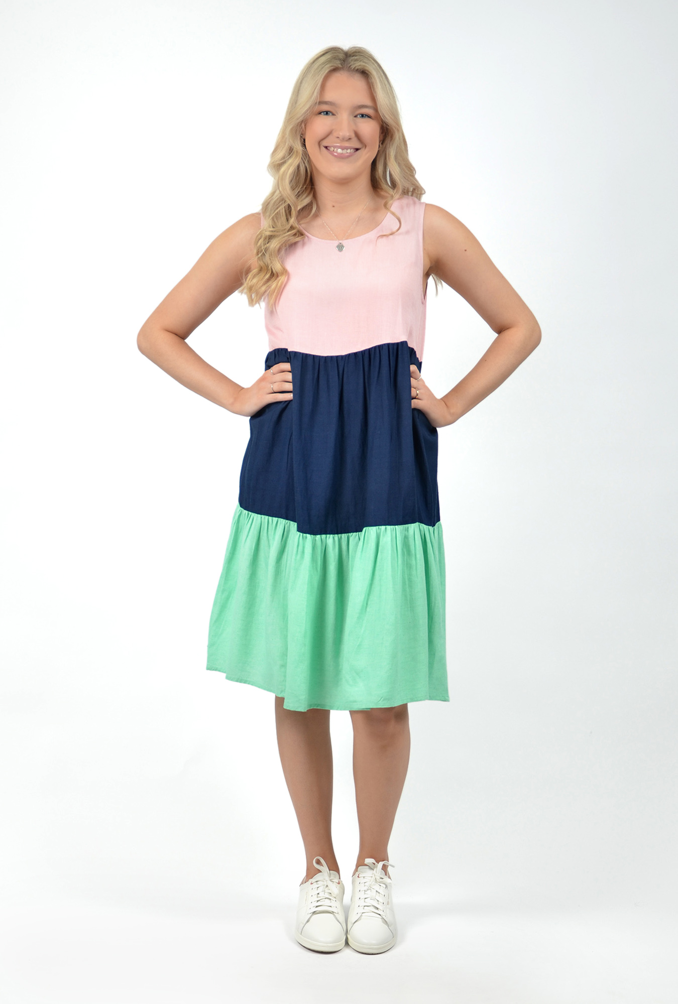 Neapolitan dress in Mix 6
