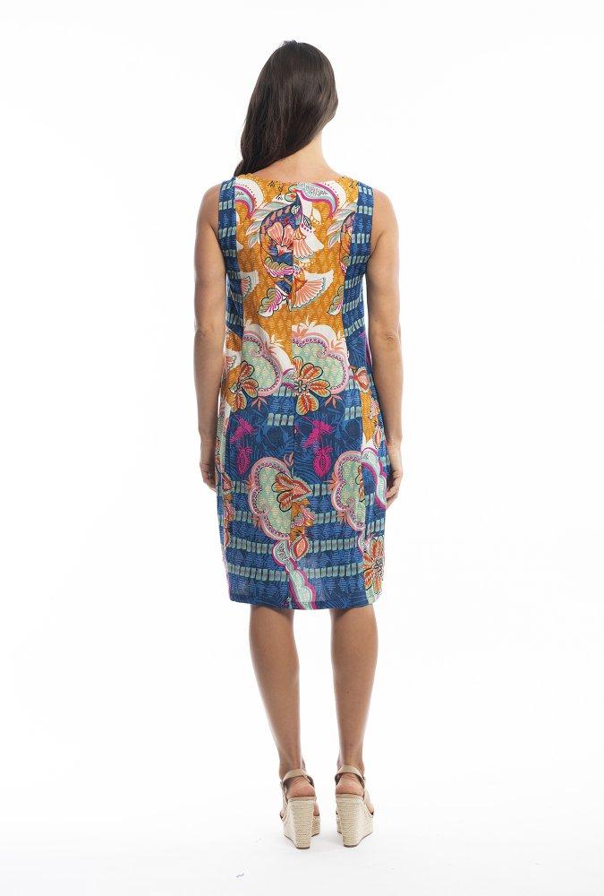 Orla Dress in Arles