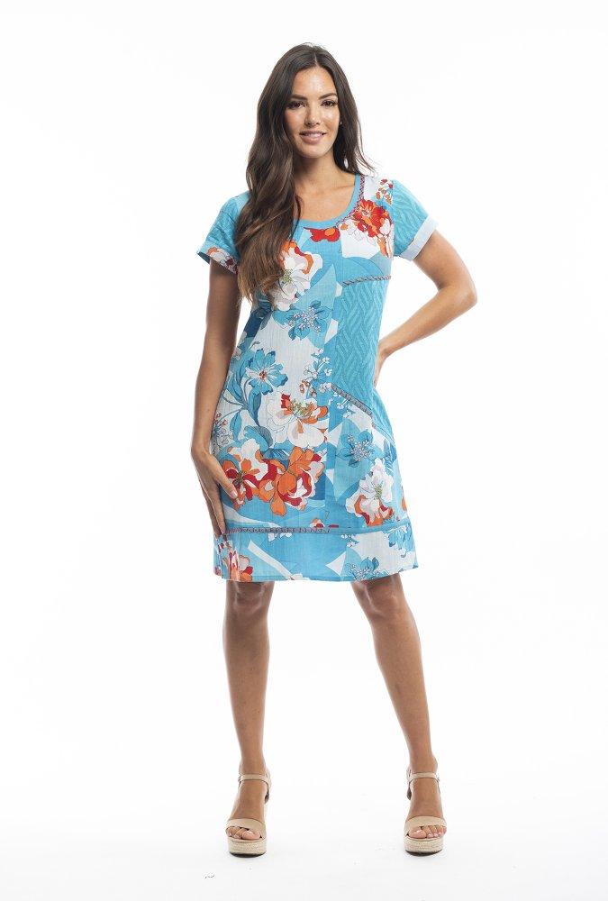 Soraya Dress in La Ciotat