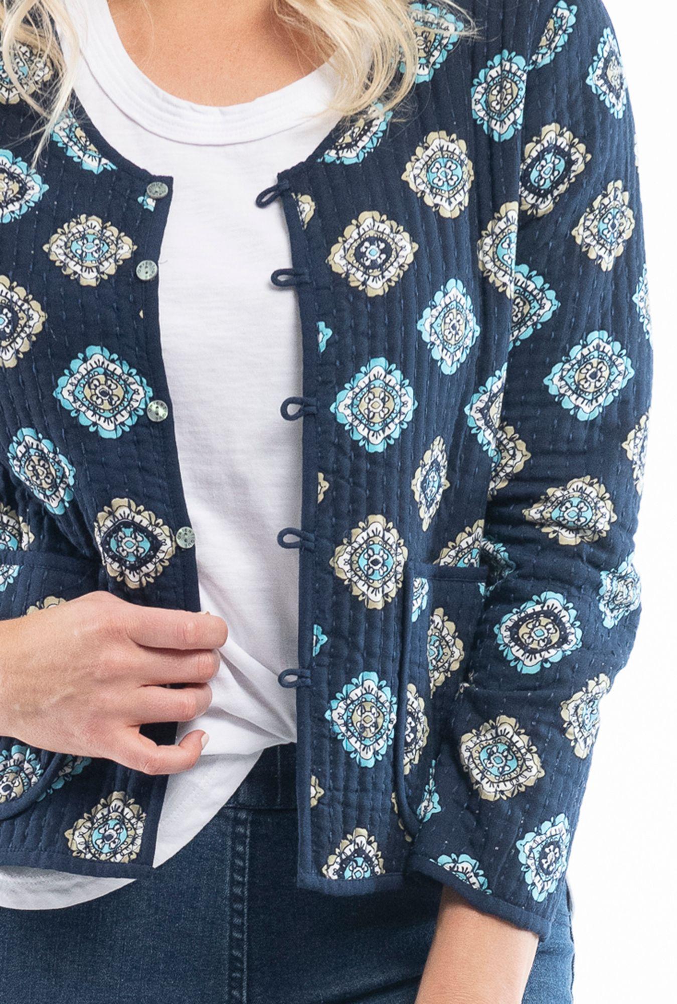 Sliema Reversible Jacket