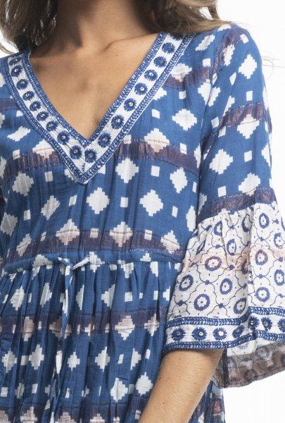 Toulouse Boho Dress