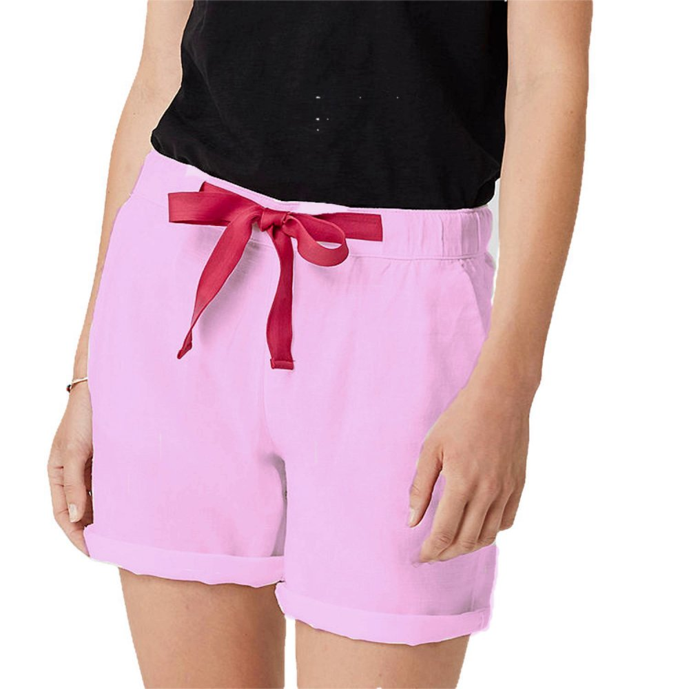 Jamaica Shorts in Baby Pink