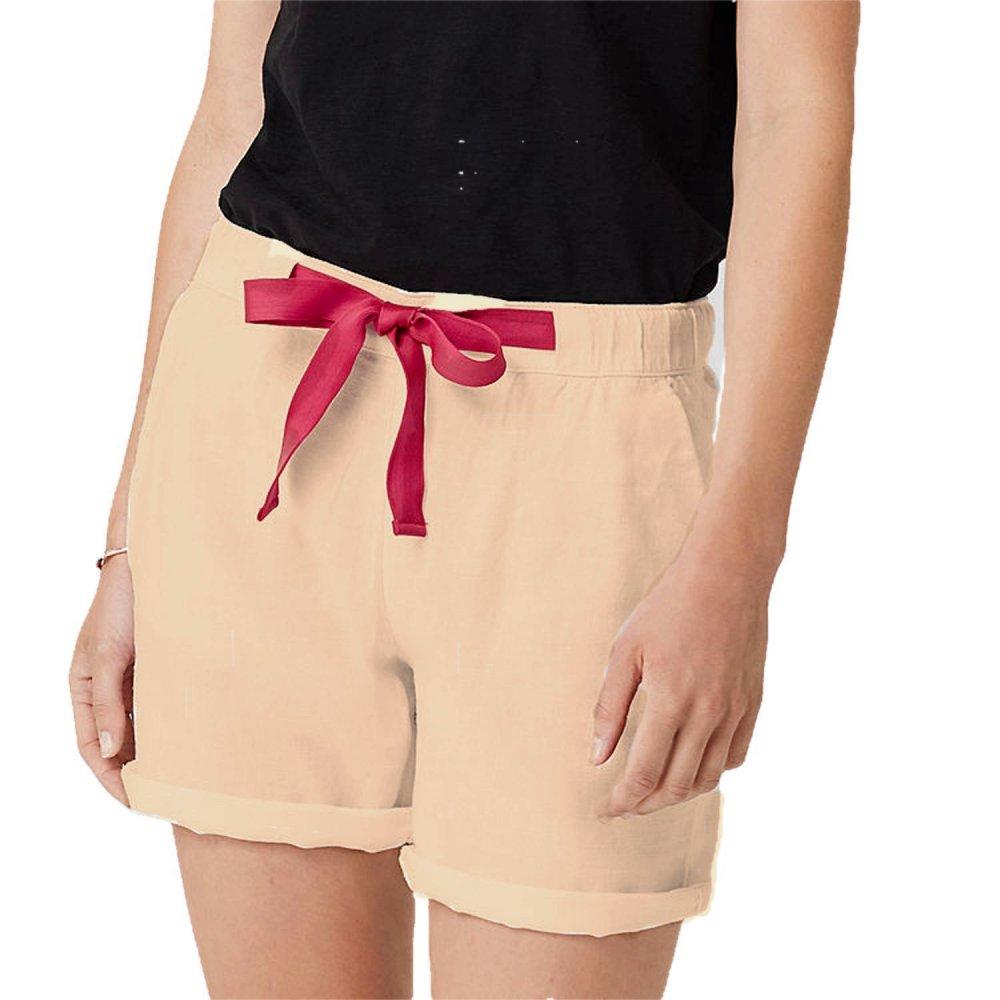 Jamaica Shorts in Peach