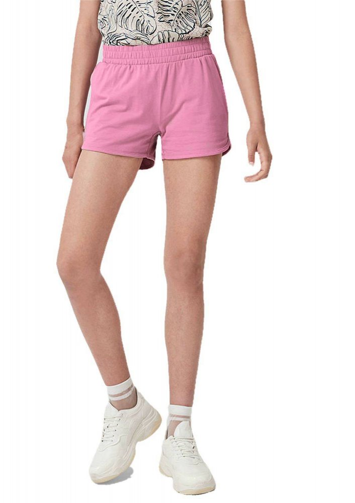 Sports Shorts in Baby Pink
