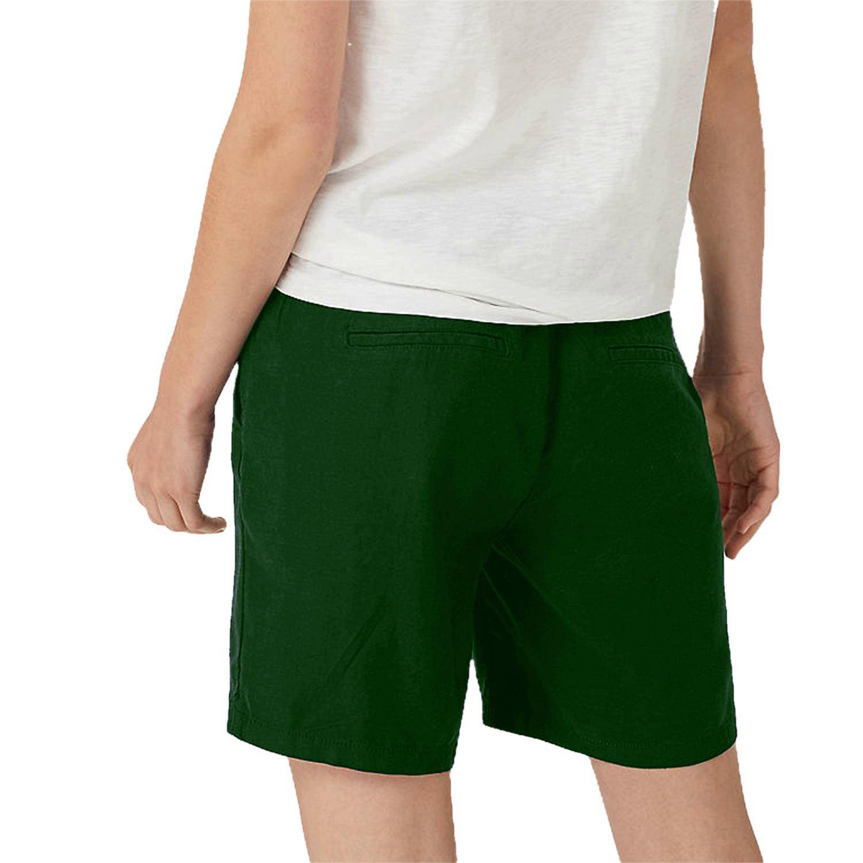 Jamaica Shorts in Bottle Green