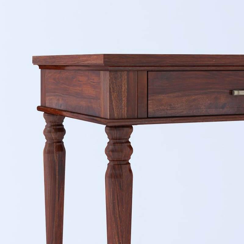 Levin Sheesham Wood Study Table