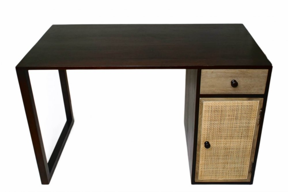 Contem Computer Table With Storage