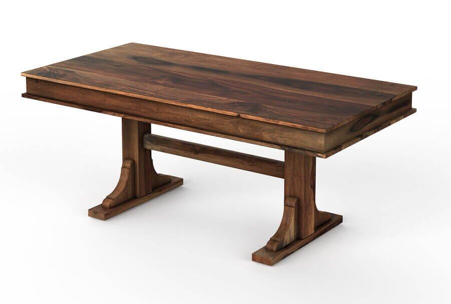 Ritzy Sheesham Wood Coffee table