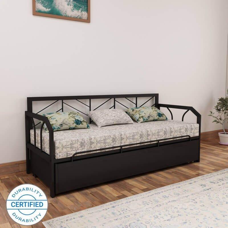 Honshu Metal Sofa Cum Bed