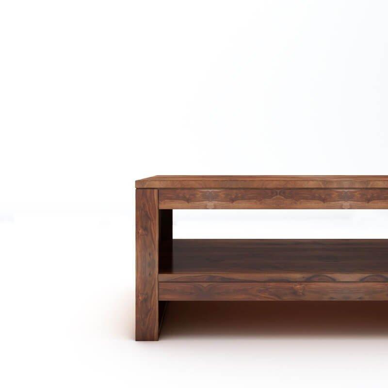 Timaru Sheesham Wood Coffee Table