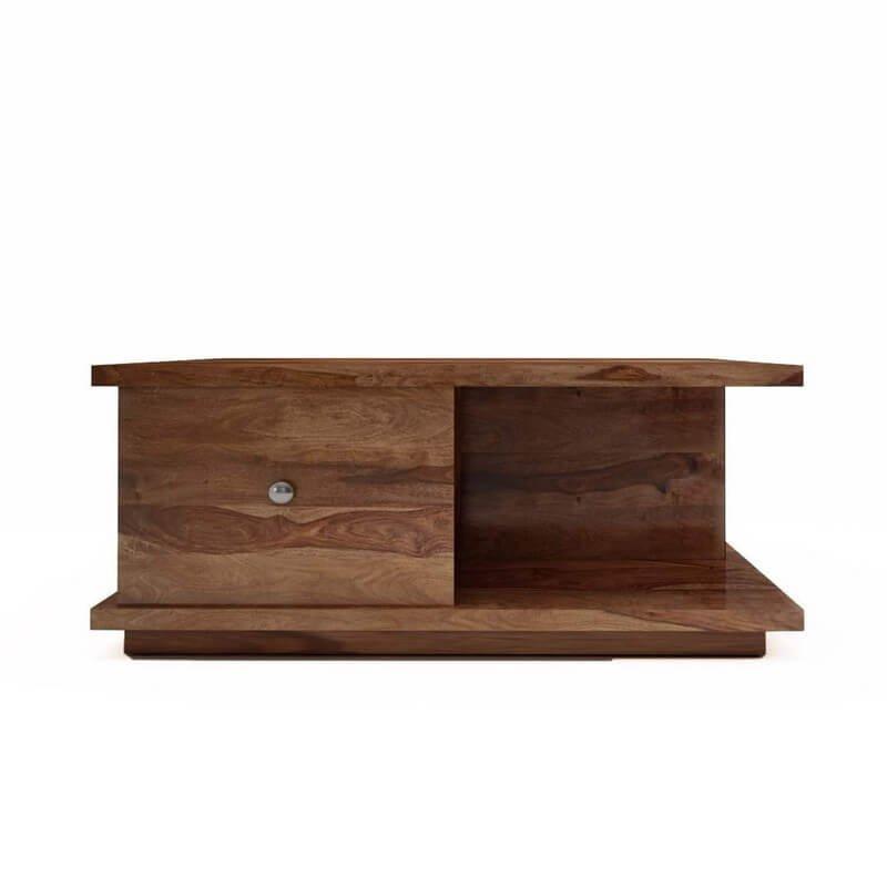Ero Sheesham Wood Coffee Table
