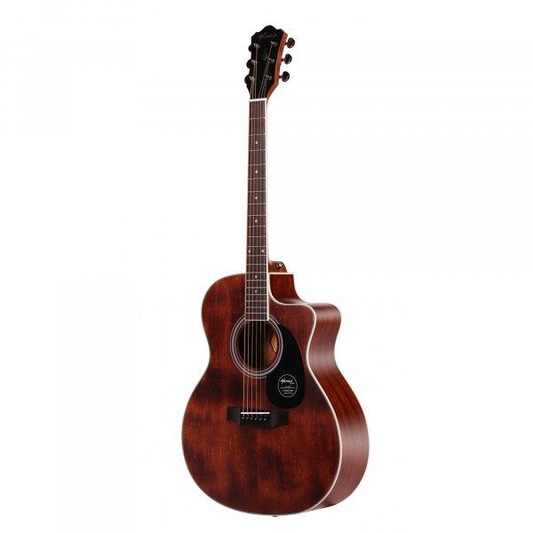 Mantic GA10SC NM Solid Top Acoustic Guitar