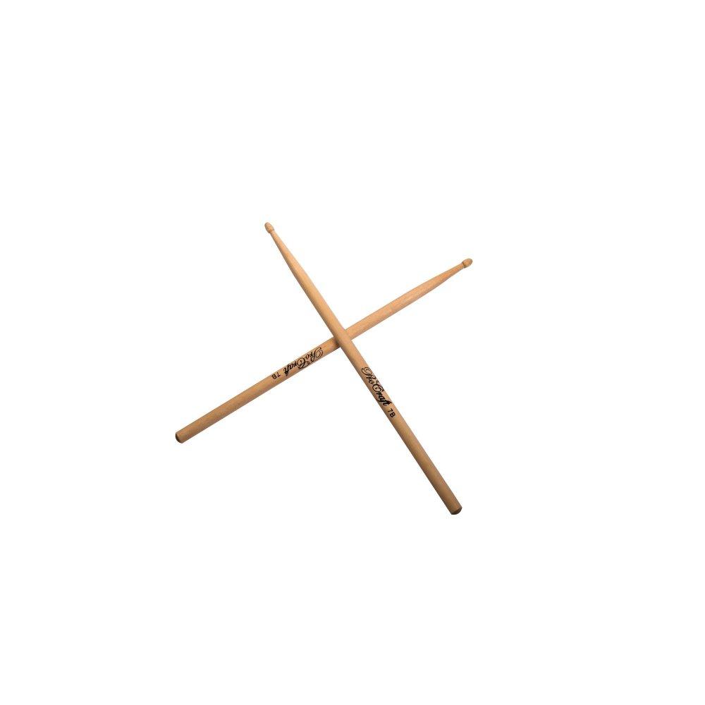 Procraft Drumsticks Set of 5 ( 5a/5b/7a/7b )