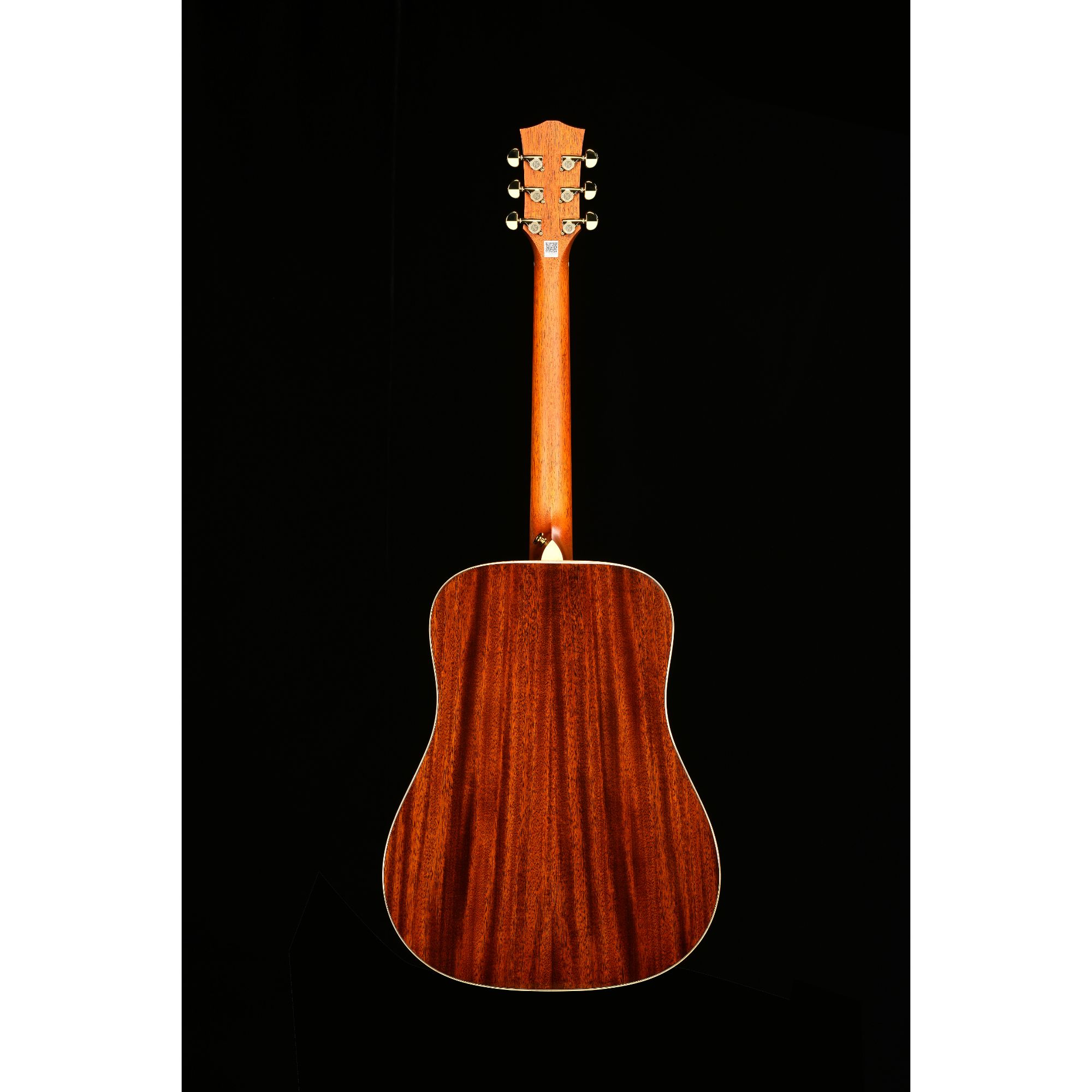 Kepma A1E D All Solid dreadnaught shape guitar with Lr baggs stage pro anthem pick up