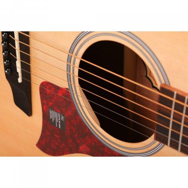 Mantic BG1 Travel Acoustic Guitar - Natural