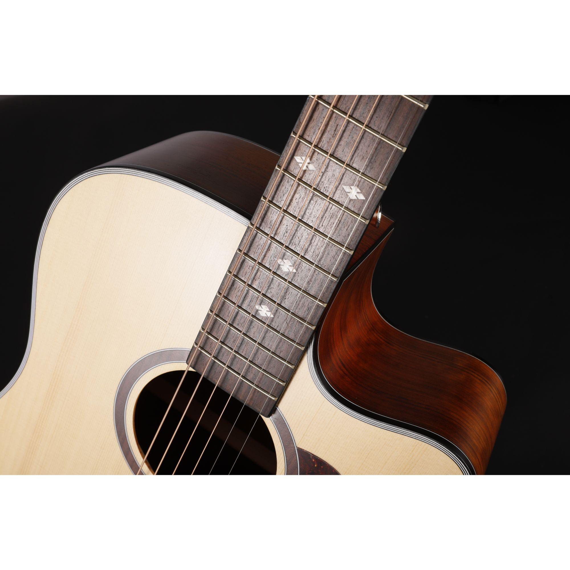 Mantic AG370C  Acoustic Guitar -Natural