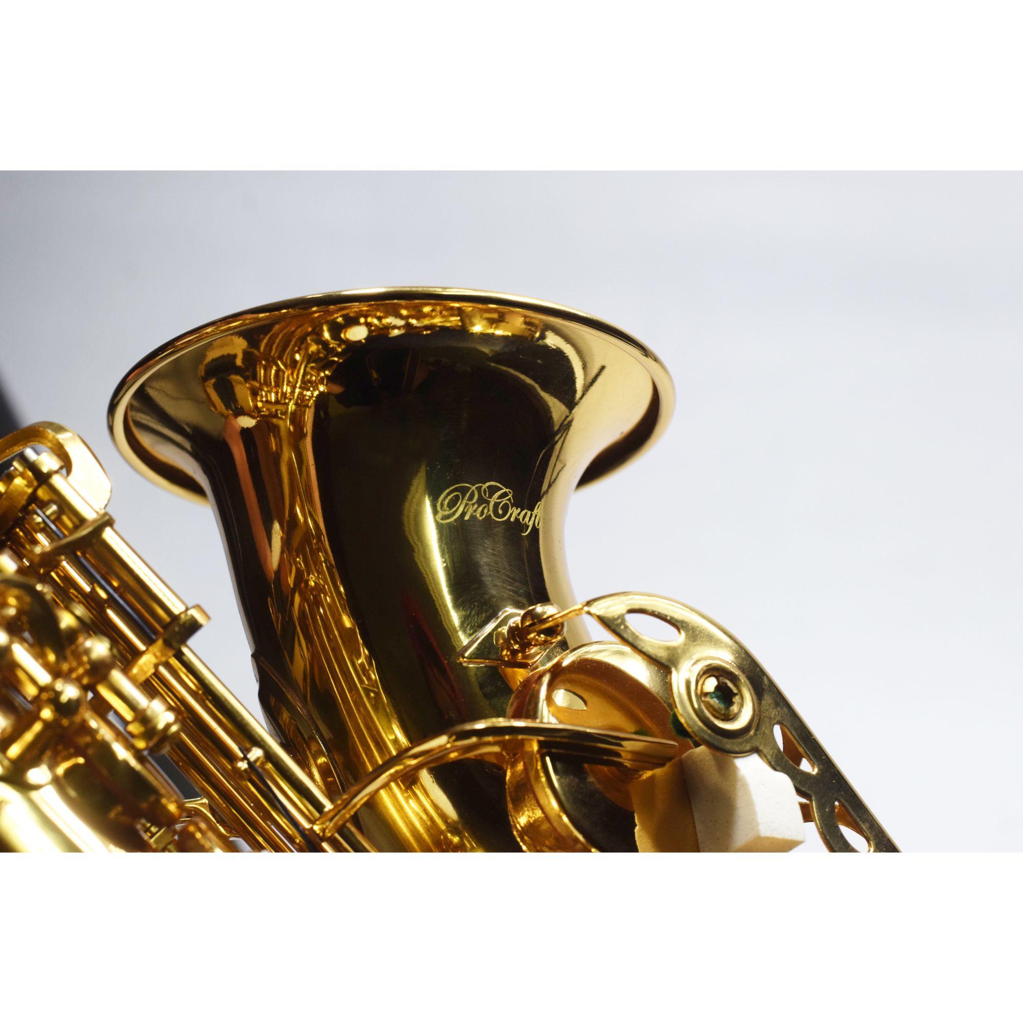 Procraft curved soprano saxophone PRSSC 310GL