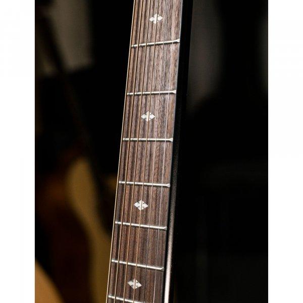Mantic AG370C  Acoustic Guitar -Black