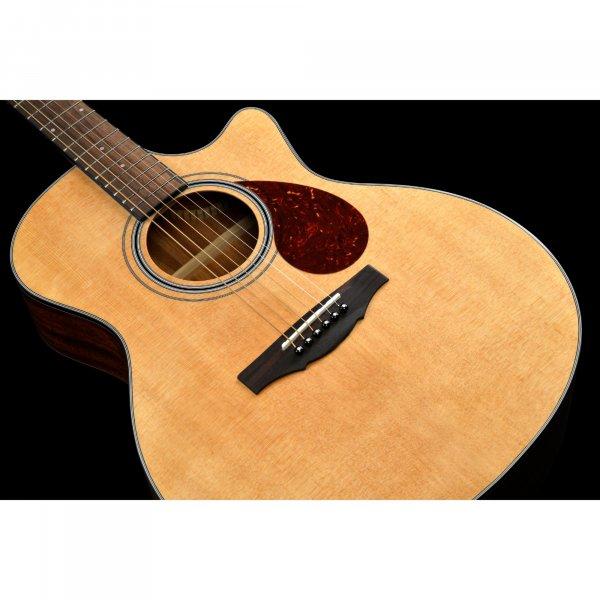 Kepma F0 GA   Solid Top Acoustic Guitar- Natural