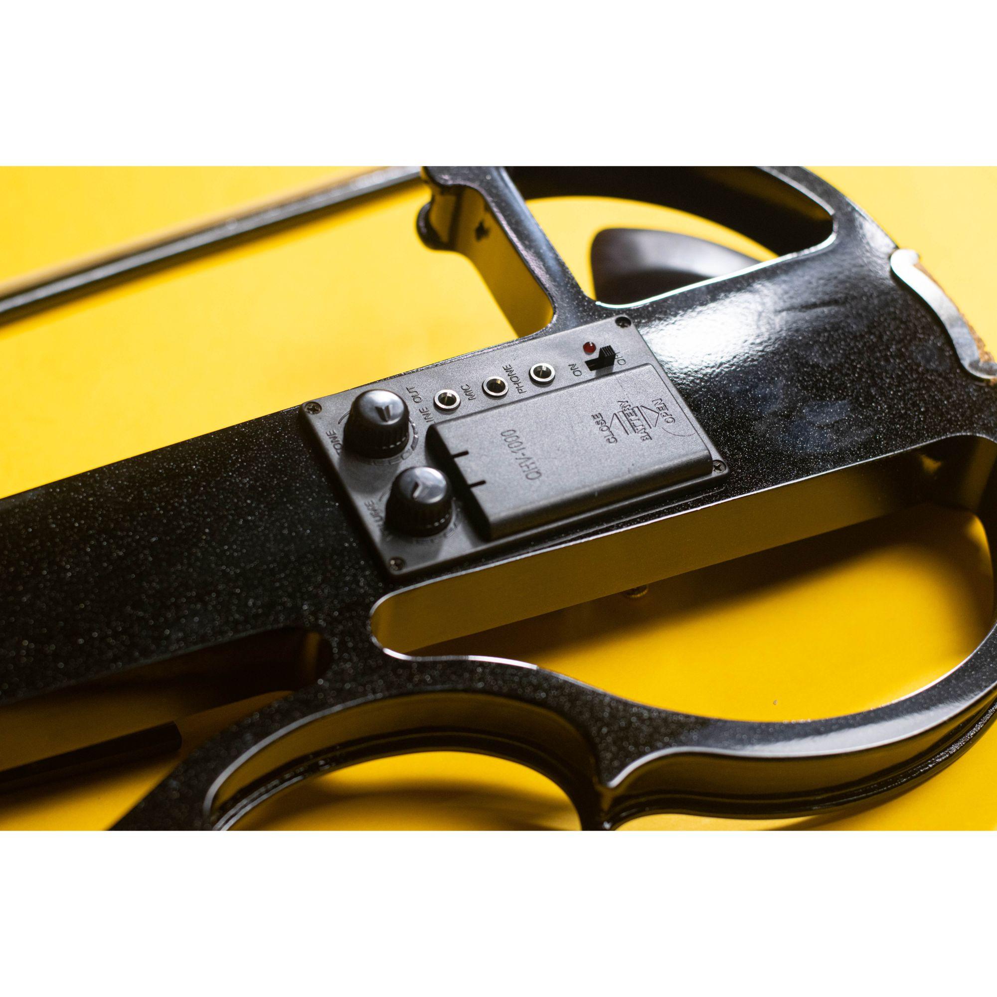 Electric Violin EV 11 BLACK