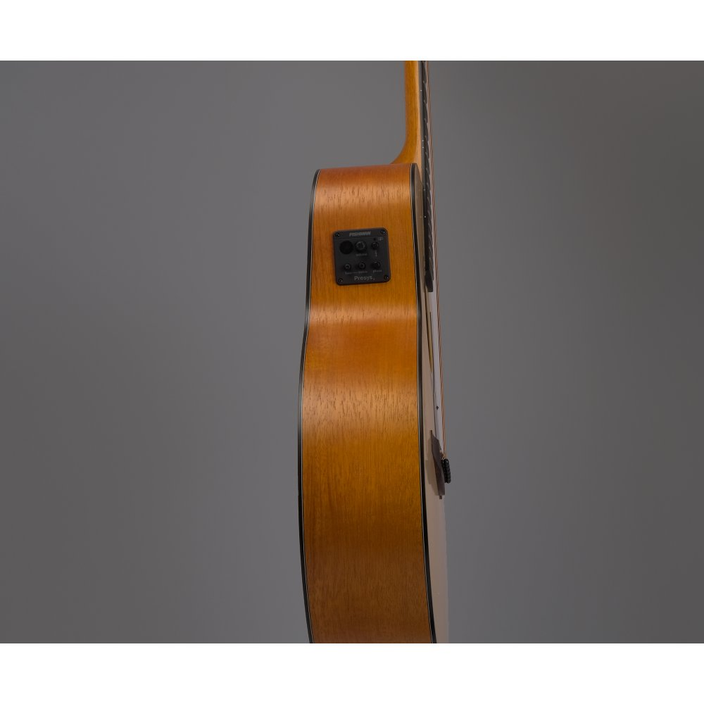 Mantic GT1GC -E  Semi- Acoustic Guitar With Fishman Electronics- Natural