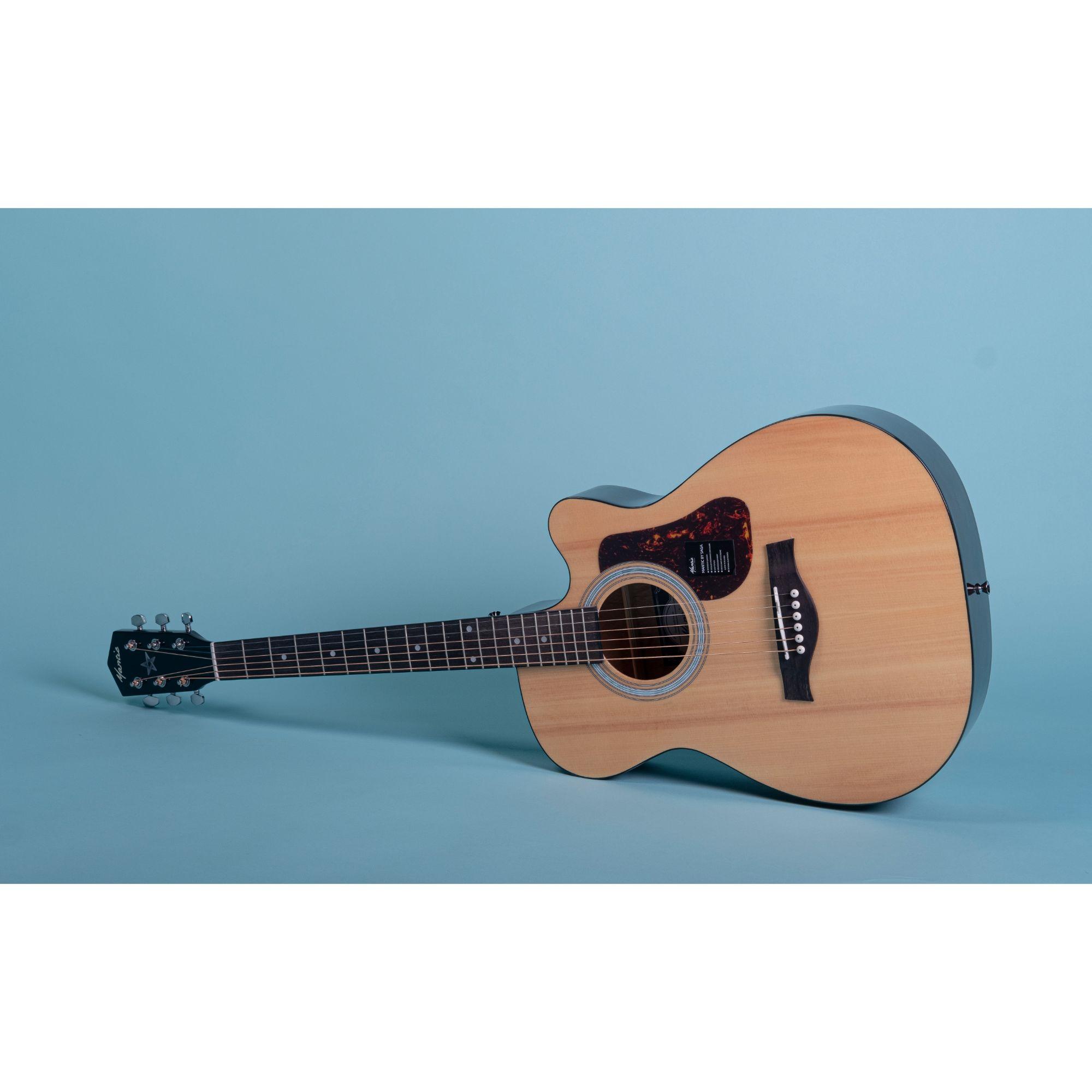 Mantic X310AC Acoustic Guitar - Natural