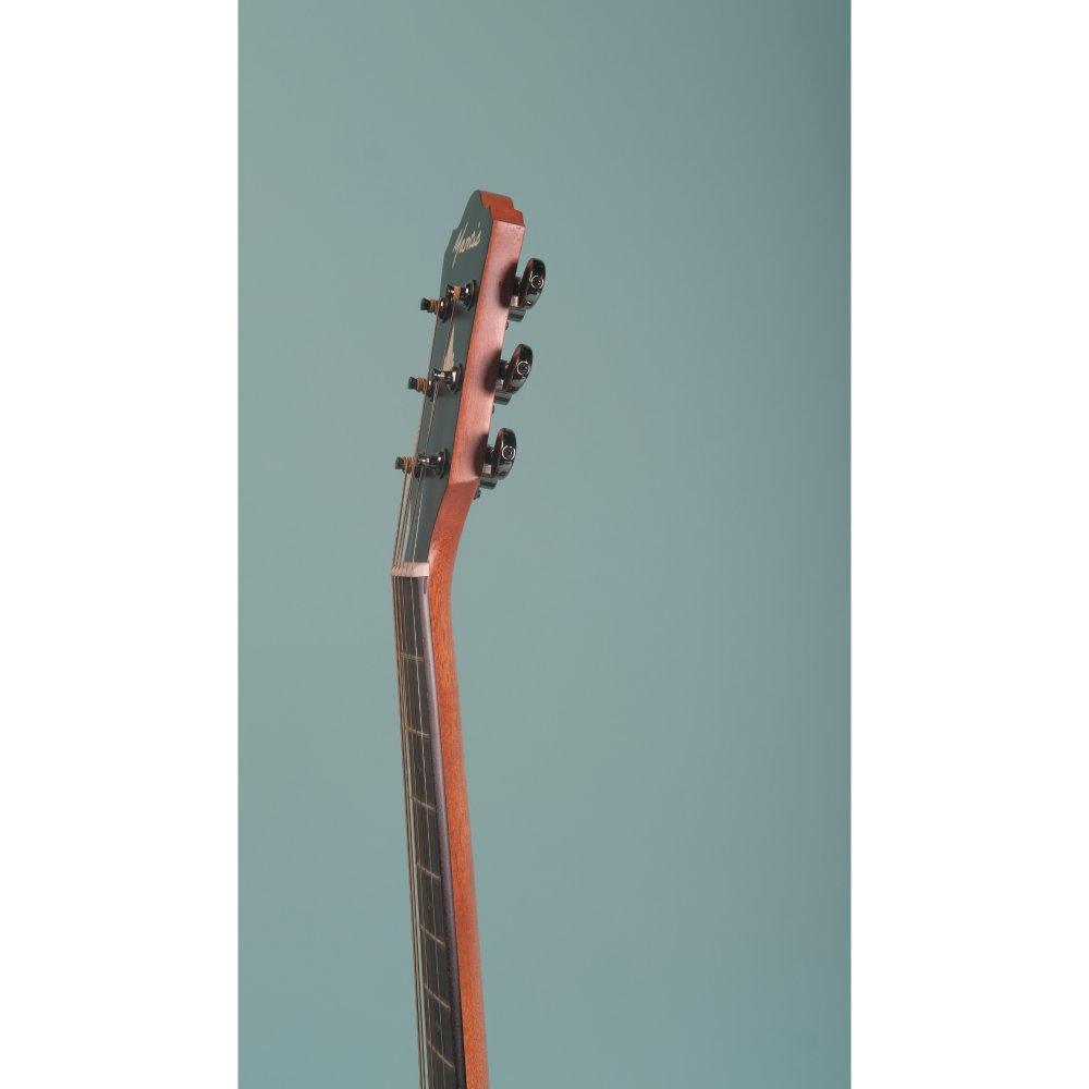 Mantic AG380  Acoustic Guitar -Sapele finish