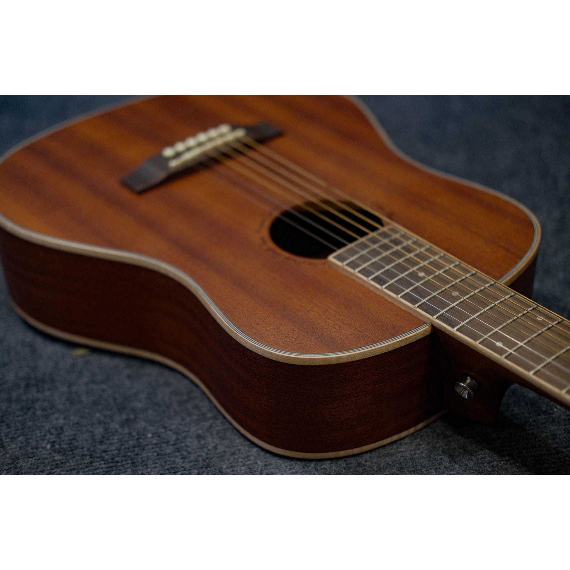 Richtone  RT MT BG2 34 inch Travel Acoustic Guitar - Mahogany