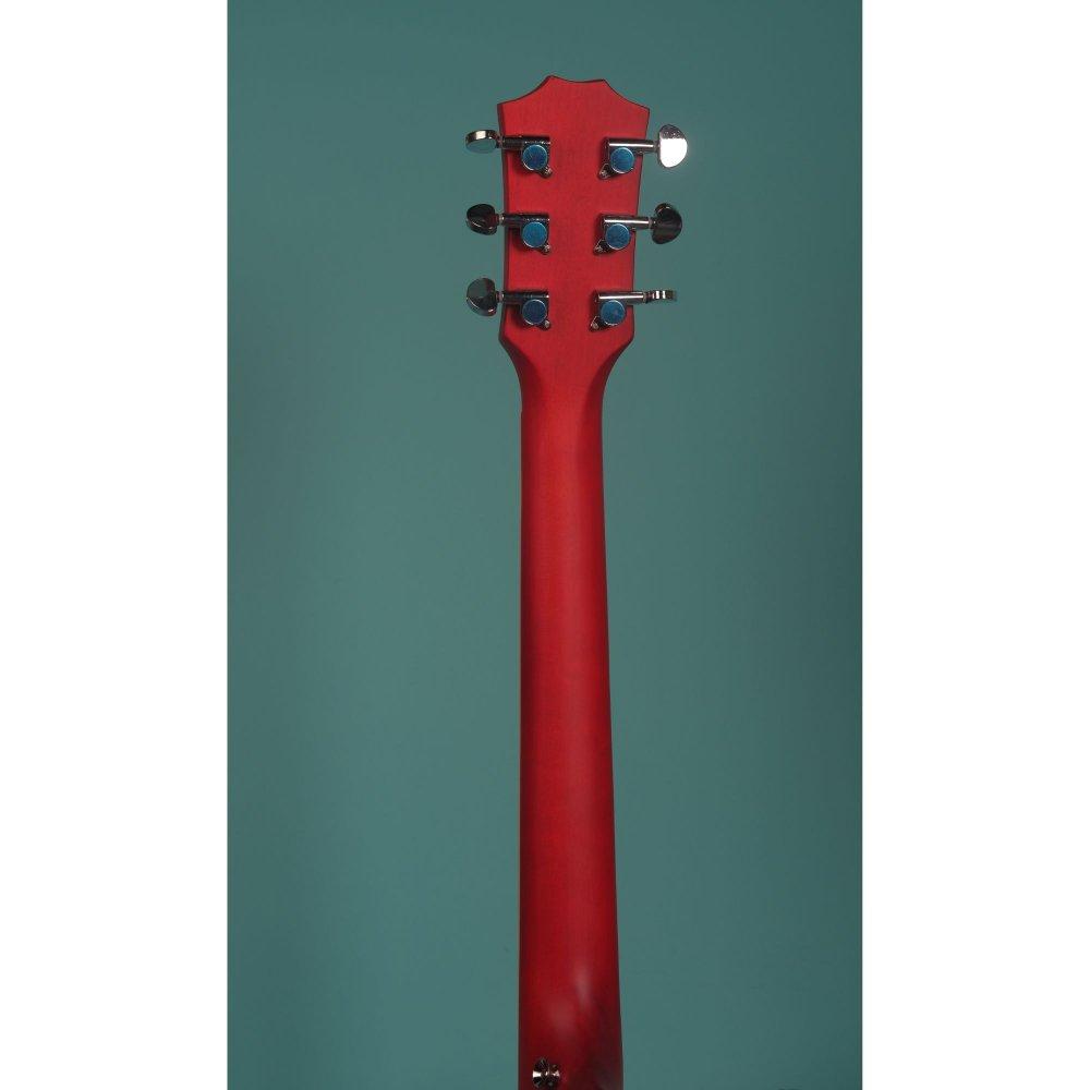 Richtone  RT40C Acoustic Guitar- Red Burst Matte