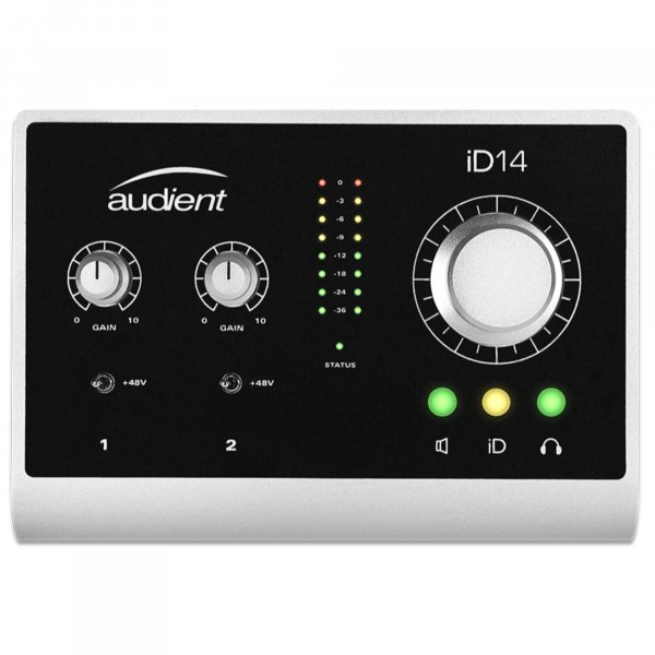 ID14 by Audient