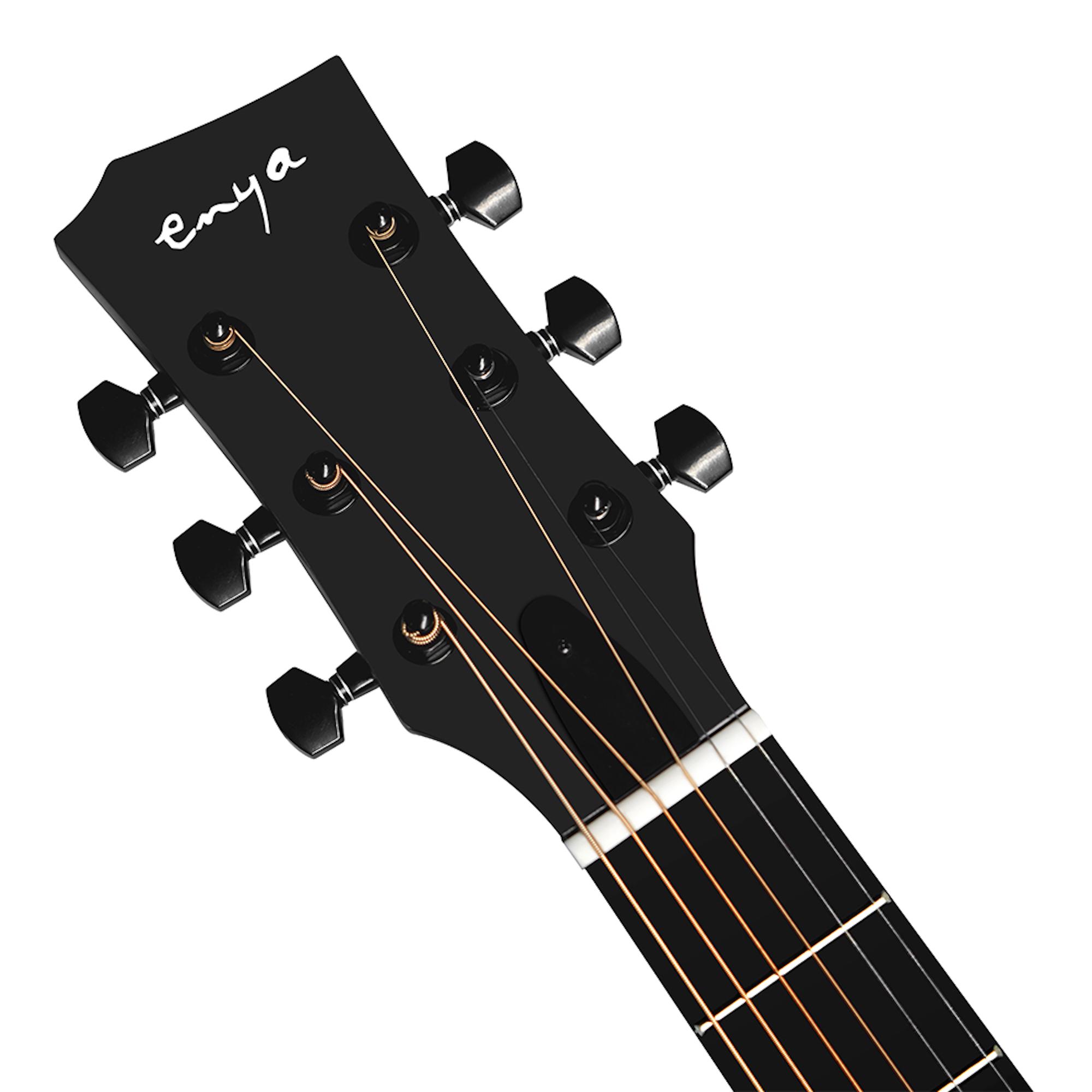 Enya Nova G Acoustic Guitar- Natural