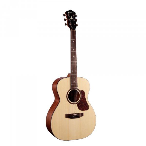 Mantic OM1 Acoustic Guitar - Natural